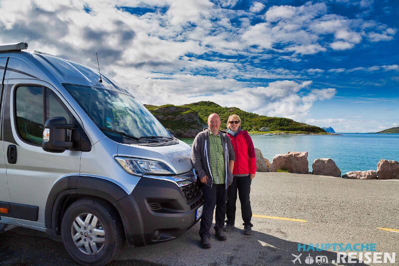Kastenwagen Pössl Roadstar und seine Besitzer