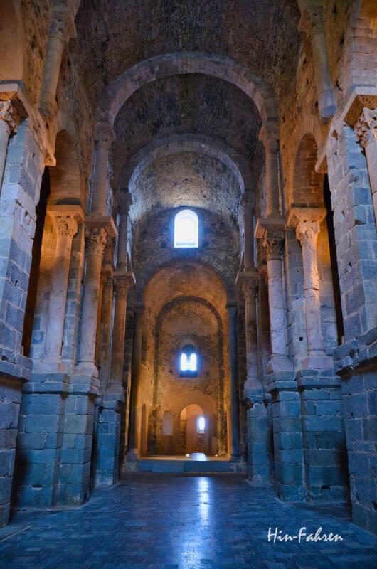 Romanische Kirche in Katalonien