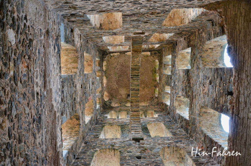 Kirchen-Ruine in Katalonien