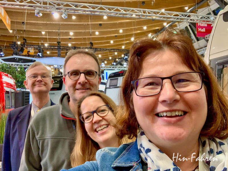 Bloggertreffen auf der CMT in Stuttgart