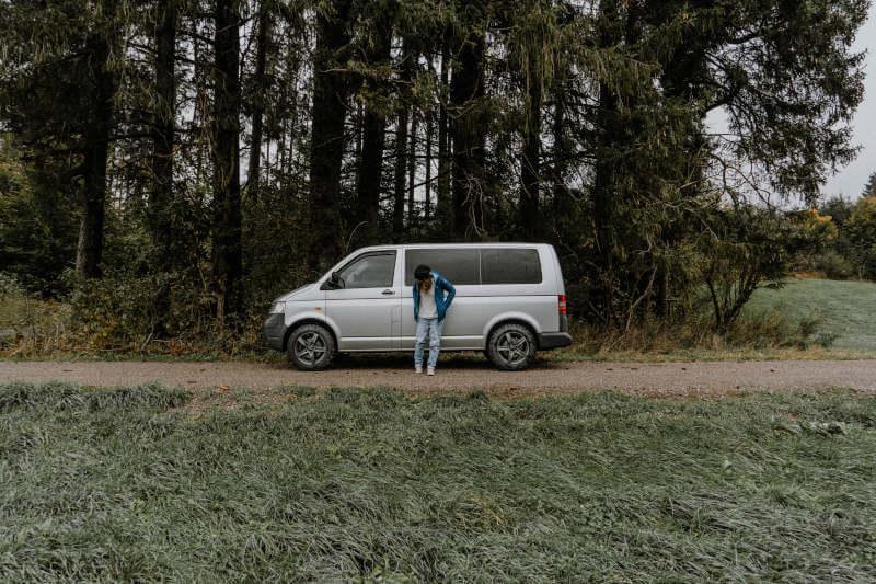 Wohnmobil-Blog über Reisen mit VW-Bus