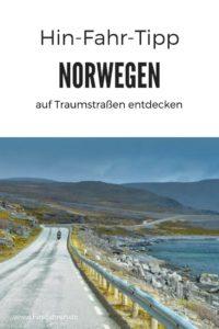 Die Vielfalt von Norwegen auf Traumstraßen mit PKW oder Wohnmobil entdecken