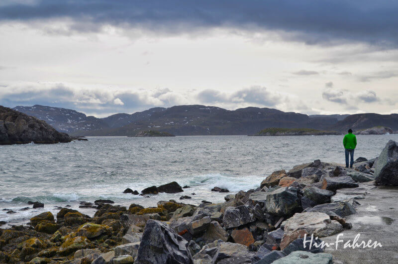 Barentssee bei Grense Jakobselv