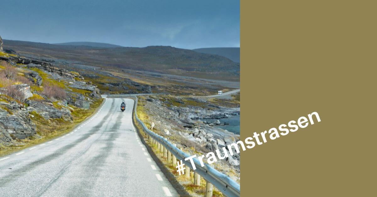 Hier kannst Du auf TRaumstraßen Norwegen entdecken