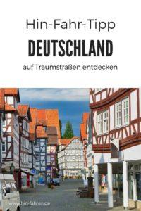 Traumstraßen durch Deutschland. Die Vielfalt unserer Heimat mit dem Wohnmobil entdecken