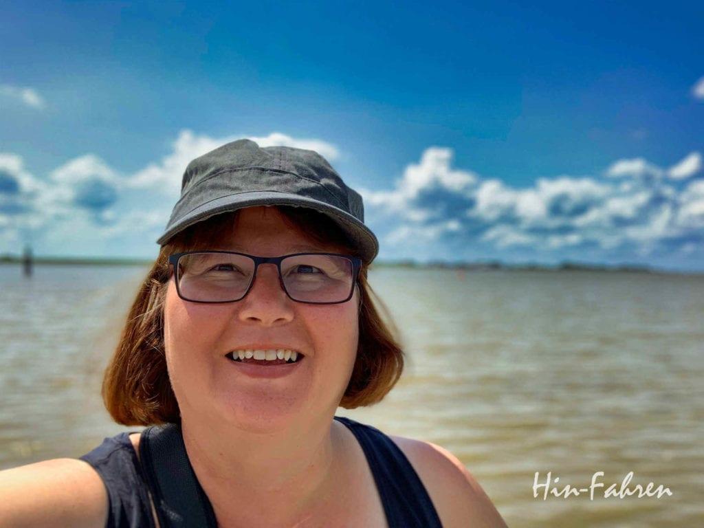 Wohnmobil-Reisebloggerin Katja