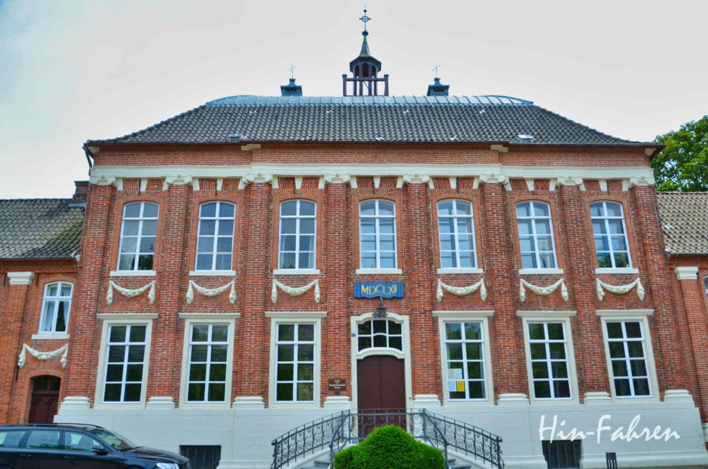Historische Häuser in Norden in Ostfriesland