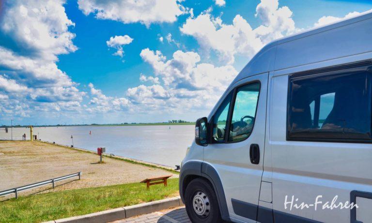 Wohnmobil-Tour Deutschland: Ostfriesland Teil 2