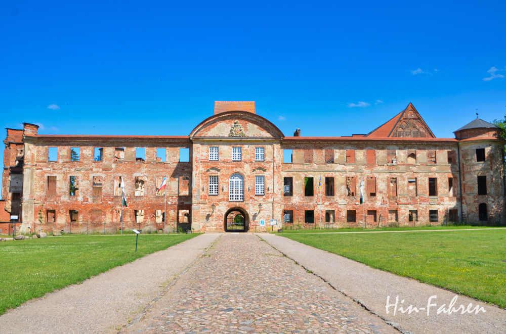 Schloss in Dargun Mecklenburgische Seenplatte