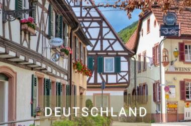 Wohnmobil Routen durch Deutschland: Hin-Fahren wo es schön ist