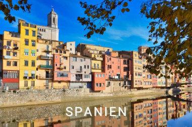 Wohnmobil Routen Spanien: Hin-Fahren wo es schön ist