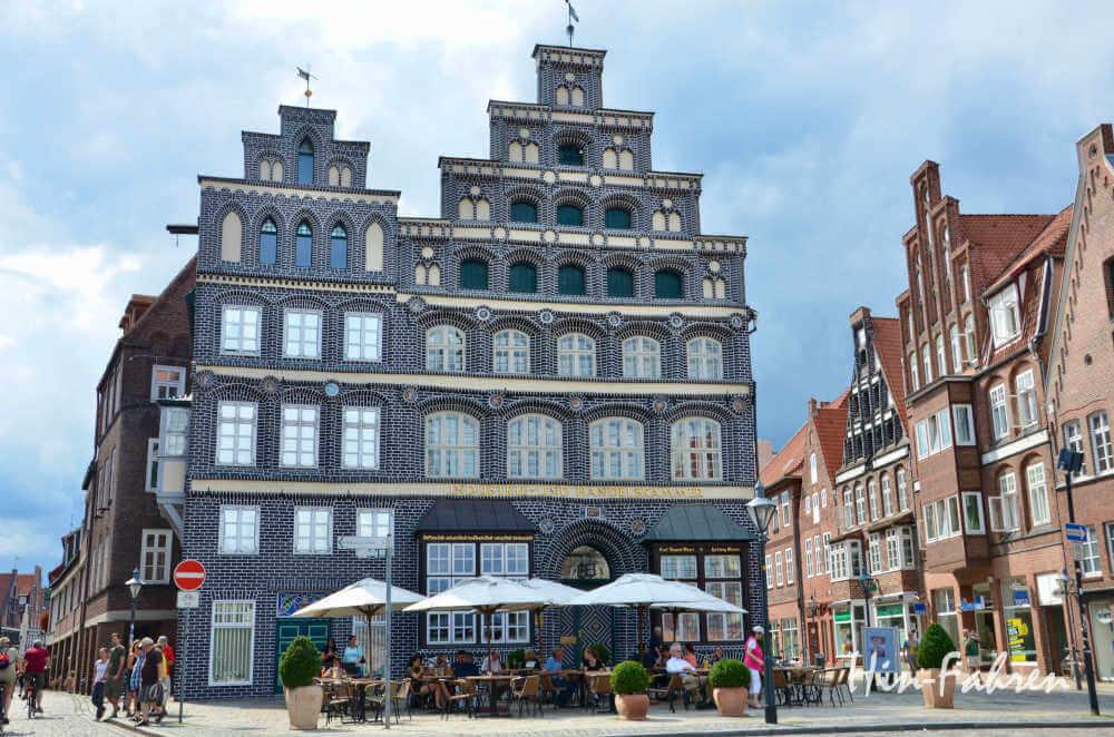 Wohnmobil-Kurztrip Deutschland: Stadtbesuch in Lüneburg