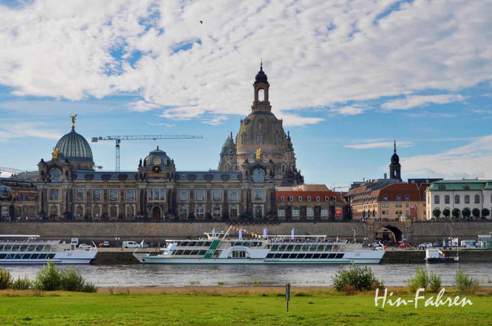 Wohnmobil-Kurztrip Deutschland: Stadtbesuch in Dresden mit dem Camper