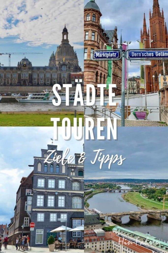 Wohnmobil-Kurztips in Deutschland: 5 ausgewählte Städte mit Sehenswürdigkeiten, Tipps und Stellplätzen