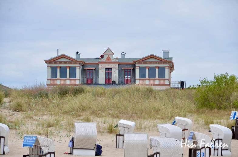 Mit Wohnmobil auf Usedom: Die Kaiserbäder sind bekannt für ihre Villen