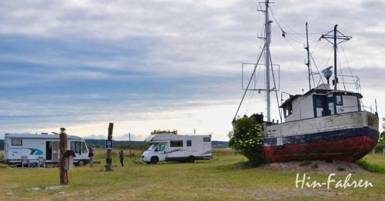 Camping, Ostsee & herrliche Sandstrände: Urlaub mit Wohnmobil auf Usedom