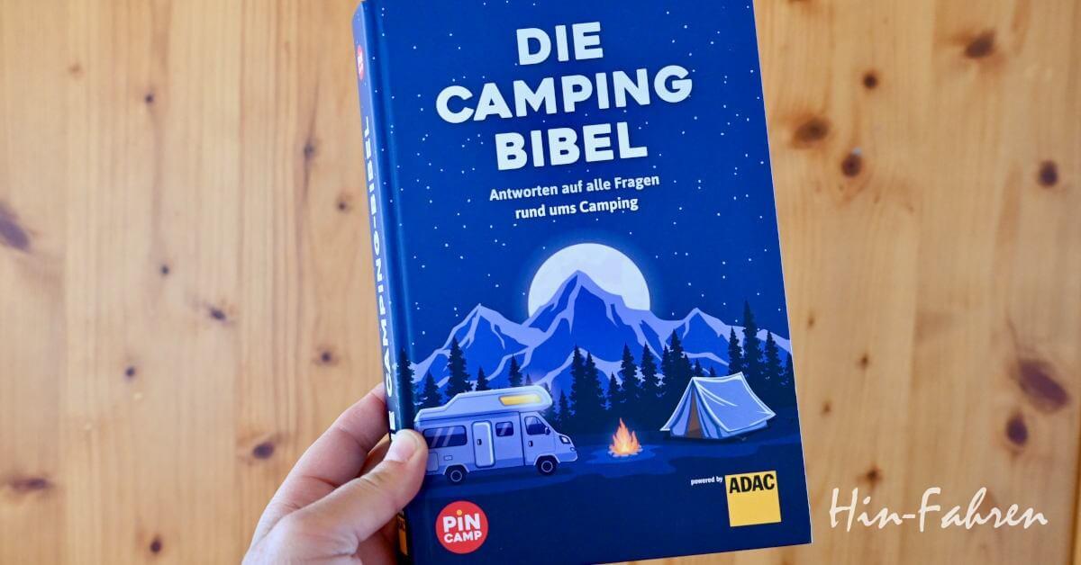 Buch Ratgeber Campingbibel