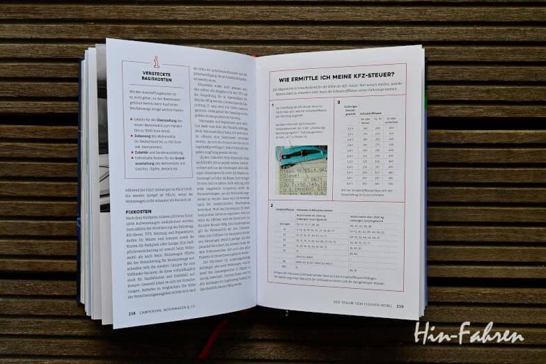 Camping- und Wohnmobil-Technik und Ausstattung sind ebenfalls Inhalt des neuen Camping-Handbuchs