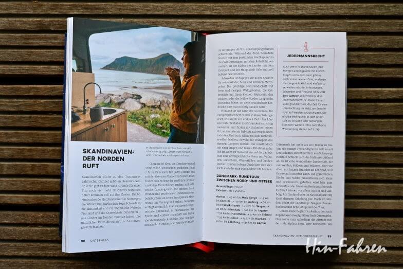 Ausführliches Camping-Handbuch für Anfänger und Fortgeschrittene rund um Camping & Wohnmobil