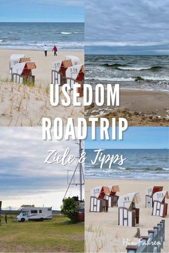 Deutschland Wohnmobil-Route Usedom mit Wohnmobil: Ziele, Tipps, Stellplätze, Campingplätze
