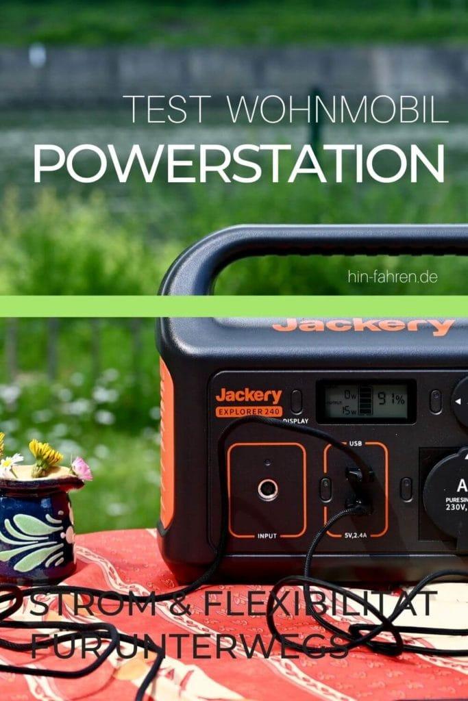 Wohnmobil Powerstation & Solarmodul im Test: sicherer Strom beim Camping