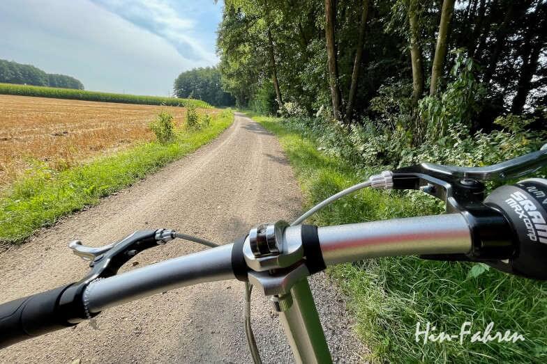 Bayern Wohnmobil-Tour: Radtour von Bad Gögging nach Abensberg