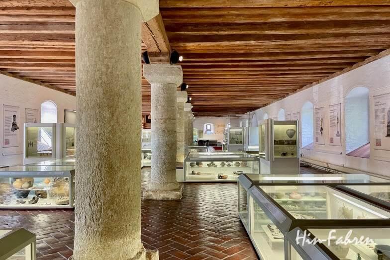 Archäologisches Museum in Kelheim