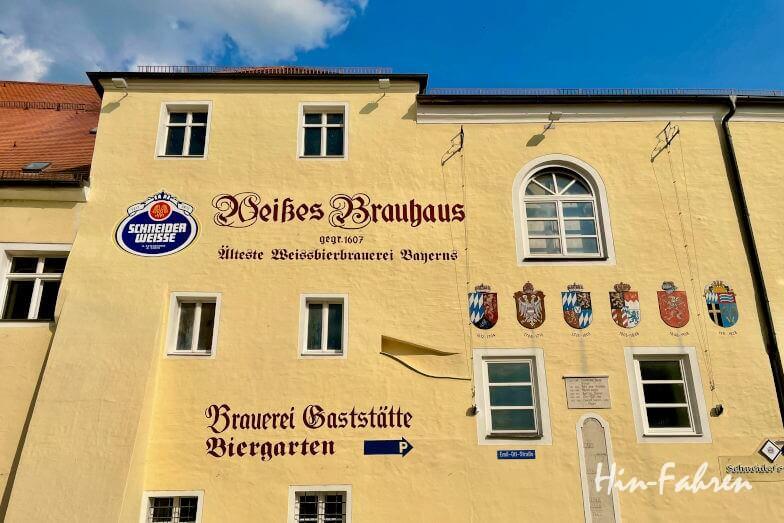 Schneider Weisse: Weißes Bräuhaus